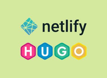 HugoとNetlifyを使って完全無料の静的サイトを作ってみた
